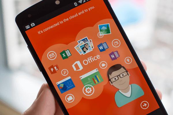 الآن يمكنك تحميل تطبيقات MS-Office على جهازك الأندرويد