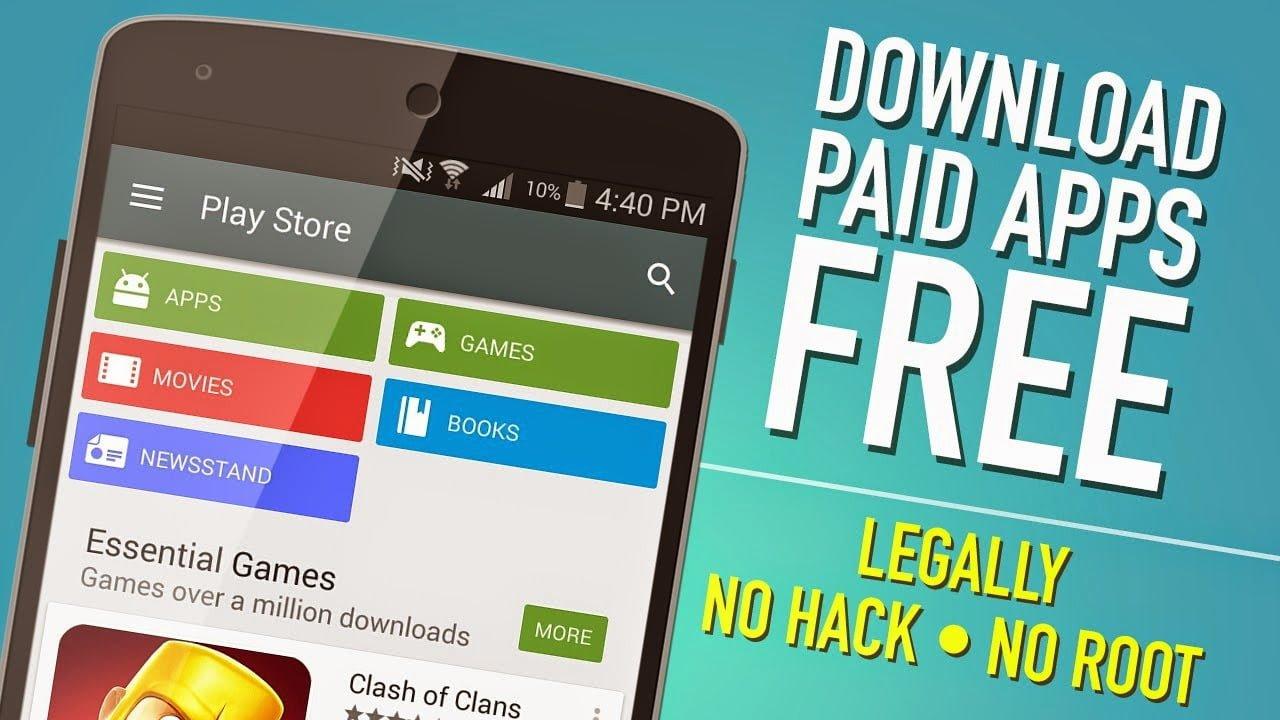 أفضل متاجر تحميل التطبيقات المدفوعة والألعاب المهكرة مجانا للأندرويد